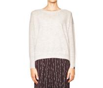 Pullover aus Wolle-Kaschmir-Gemisch