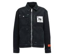 Worker Vintage Zip Jacket