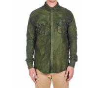 "Lederjacke ""Military Brush"""