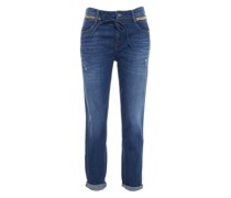 "Jeans mit Kettendetail ""André"""