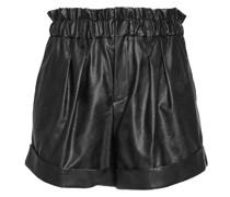 "Shorts in Eco-Leder ""Valentina"""