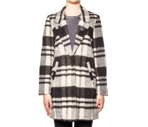 Mantel mit Musterprint