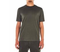 T-Shirt mit Nahtdetails
