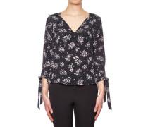 Bluse mit florealem Muster