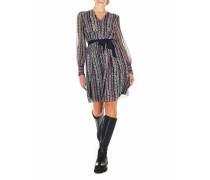 Kleid im Paisley-Muster