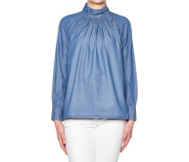 "Bluse in Denim-Optik ""Keri"""