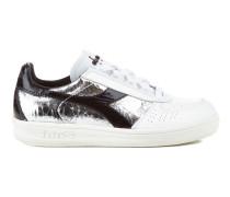 "Sneaker ""B. Elite Silver"""