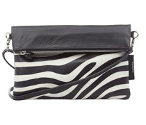 """Mini Tasche """"Mel"""" im Zebra Druck"""