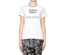 """T-Shirt aus Baumwoll-Jersey """"Daphne"""""""