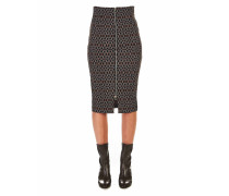 "Pencil Skirt ""Ortensio"""