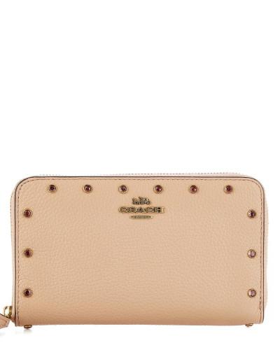Portemonnaie mit Strass-Detail
