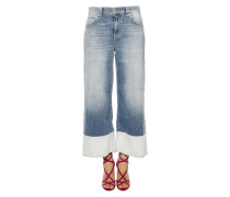 Culottes-Jeans