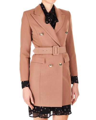Minikleid im Blazer-Style