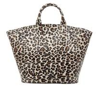 Handtasche mit Animal Druck