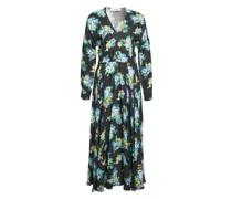 Midi Kleid mit Blumenprint
