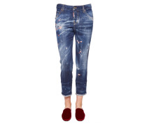 Cool Girl Cropped Jean