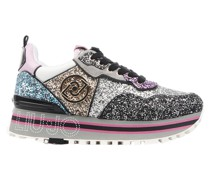 "Sneakers ""Wonder Maxi"" in Glitzer"