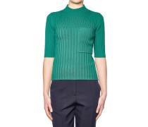 Rippstrick-Sweater