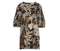 Kleid mit Safari-Print
