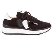 Sneaker aus Lurex