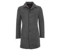 Mantel in Wool-Stretch