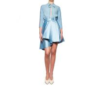 Minikleid aus Duchesse