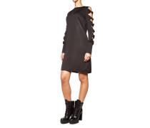 Kleid mit Seidenfutter