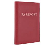 Porta Documenti Rosso