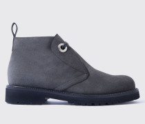 Willow Anthracite Suede