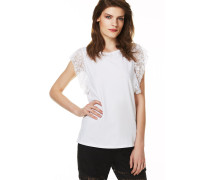 T-SHIRT 'LACE AND LOVE'