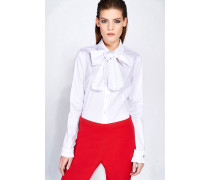 BLUSE 'CRAZY BOW'