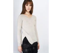 PULLOVER 'ENTWINED YARN'