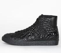 Nike Wmns Blazer Mid DMB - Black / Black - Black