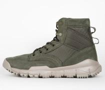 """Nike SFB 6"""" NSW Leather Boot - Cargo Khaki / Cargo Khaki - Light Taupe"""