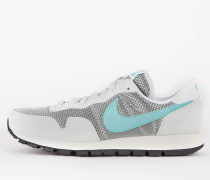 Nike Wmns Air Pegasus '83 - Light Silver / Washed Teal - White - Flat Opal