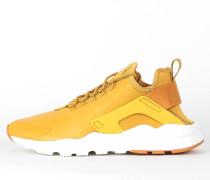 Nike Wmns  Air Huarache Run Ultra Premium - Gold Leaf / Sunset - Sail