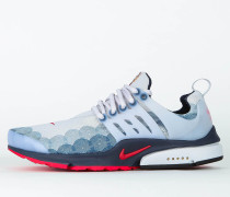 "Nike Air Presto GPX ""Olympic"" - Neutral Grey / Comet Red - Obsidian"