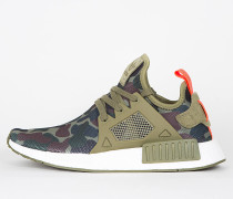 Adidas NMD XR1 Duck Camo - Olive Cargo / Olive Cargo - Core Black