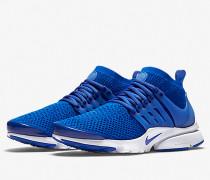 Nike Air Presto Flyknit Ultra - Racer Blue / Racer Blue - White