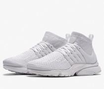 Nike Wmns Air Presto Flyknit Ultra - White / White