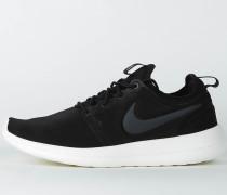 Nike Wmns Roshe Two - Black / Anthracite - Sail - Volt