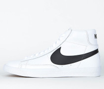 Nike Blazer Mid Retro - White / Black - White