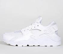 Nike Air Huarache - White / White