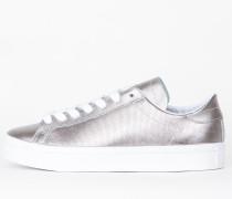 Adidas Court Vantage W - Night Metallic / Night Metallic / Footwear White