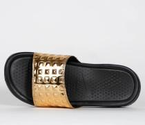 Nike Wmns Benassi JDI Ultra Premium - Black / Black