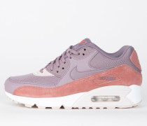 Nike Wmns Air Max 90 - Red Stardust / Taupe Grey - Silt Red - White