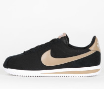 Nike Cortez Basic Premium QS - Black / Desert Camo - White
