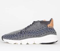 Nike Air Footscape Woven Chukka SE - Dark Grey / Sail - Vachetta Tan - Canyon Grey