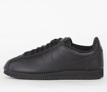 Nike Wmns Classic Cortez STR LTR - Black