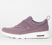 Nike Wmns Air Max Thea Premium Leather - Taupe Grey / Taupe Grey - Sail